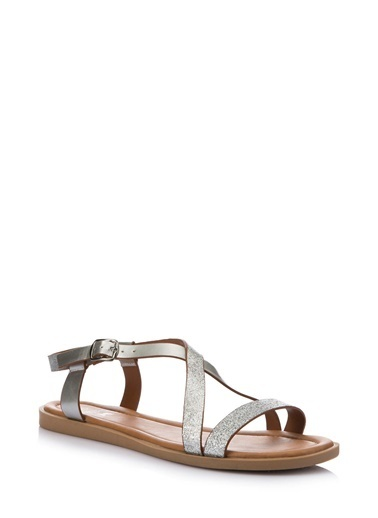 DeFacto Sandalet Gri